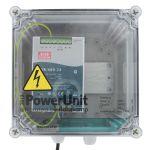 PowerUnit met SDR voeding 24V DC 20A met Powerboost inclusief 10 m kabel