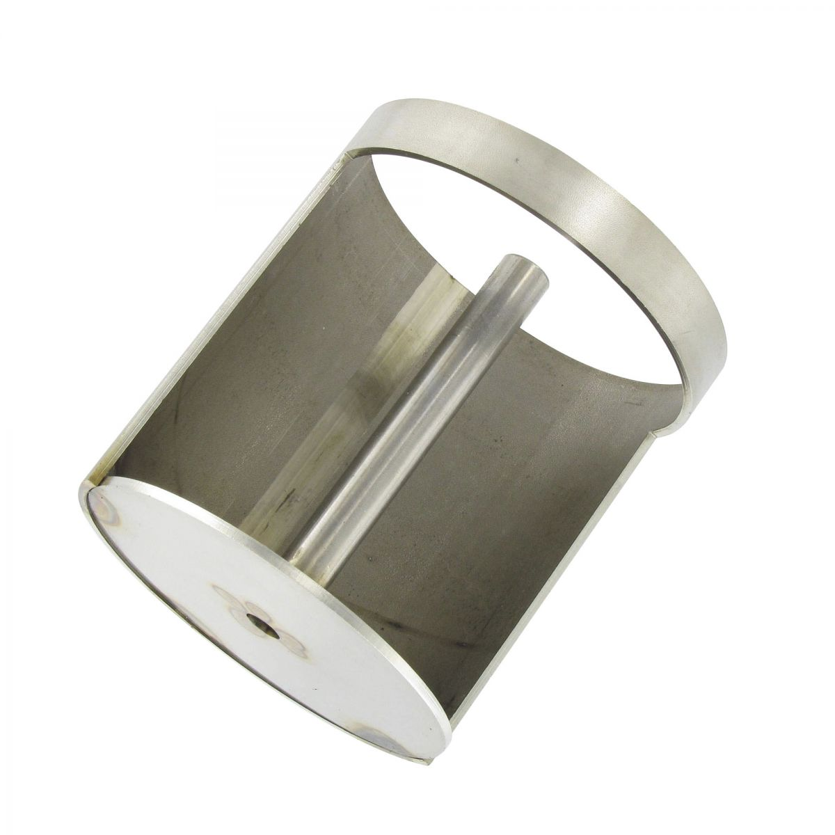 auger cup stainless steel