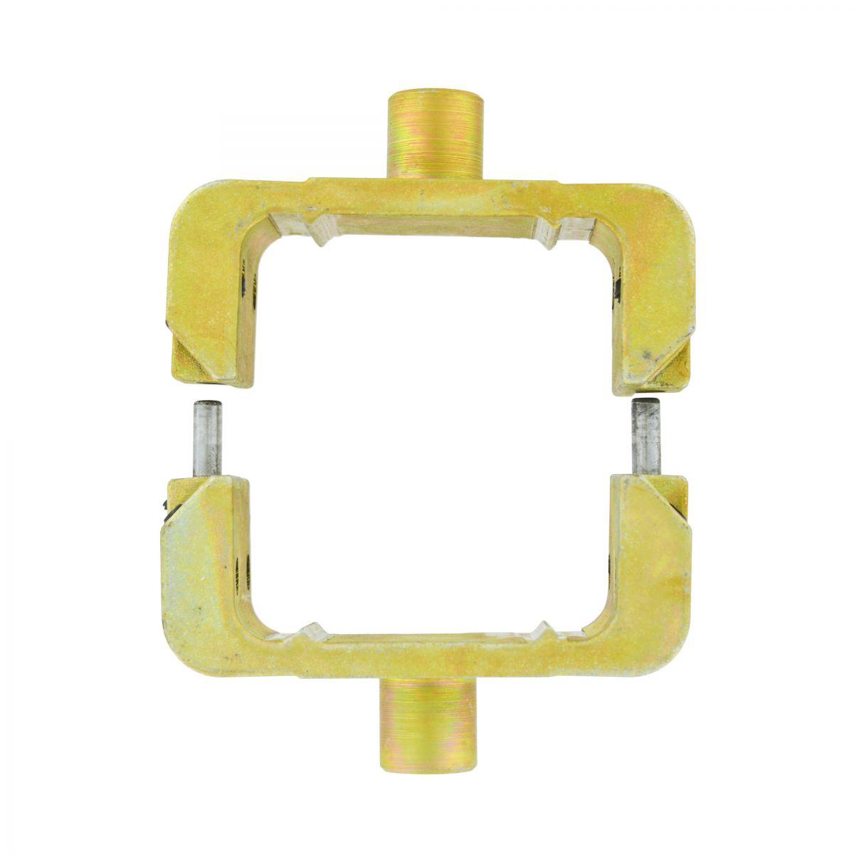 bloc darticulation central 63 porte arrire automatique pour les cylindres carrs