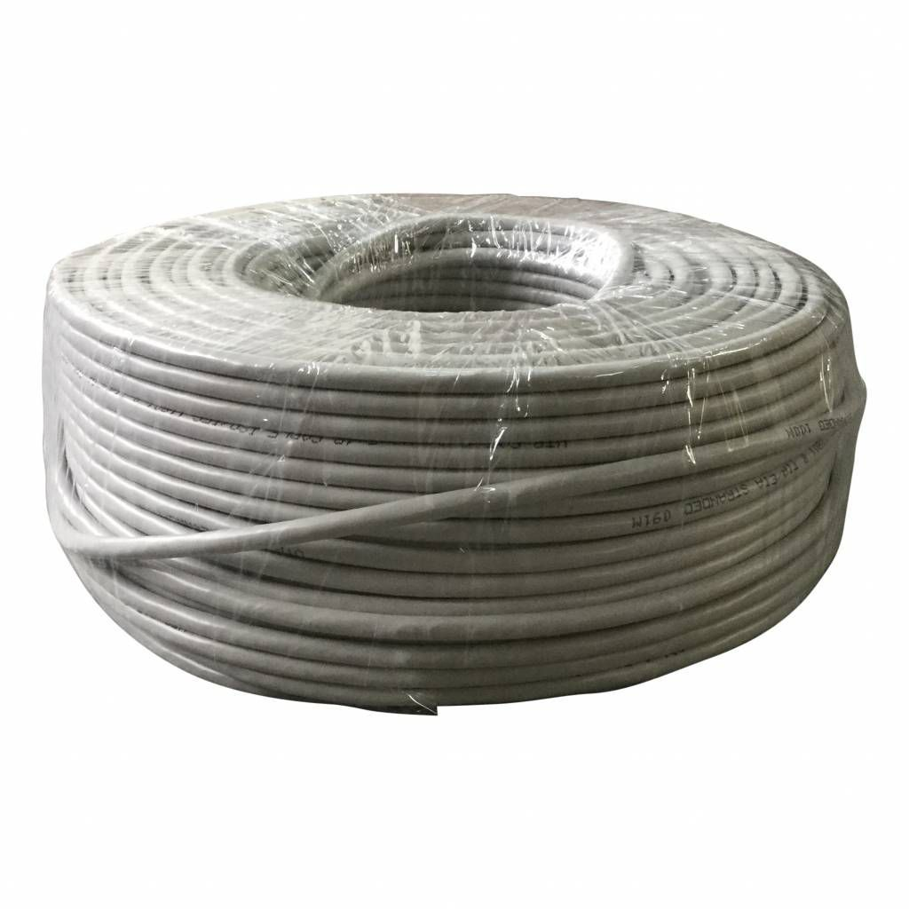 communication cable spider sfutp cat5e role of 100 m connection between server and client