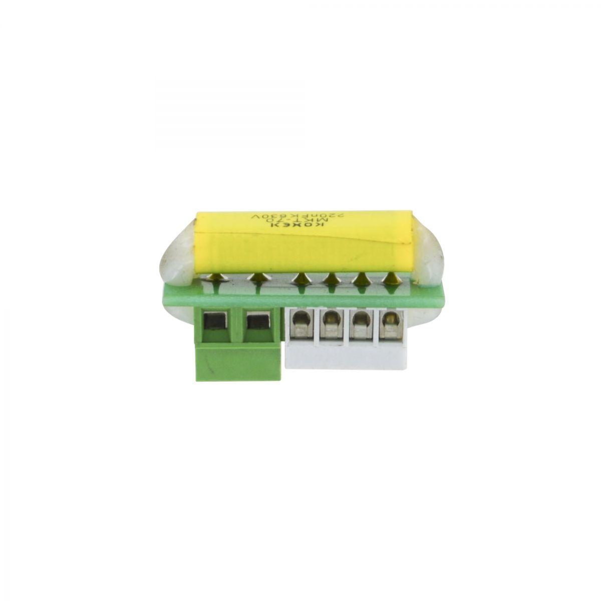 condensator op aansluitprint 022f 630v motor 1159 tbv propyfill