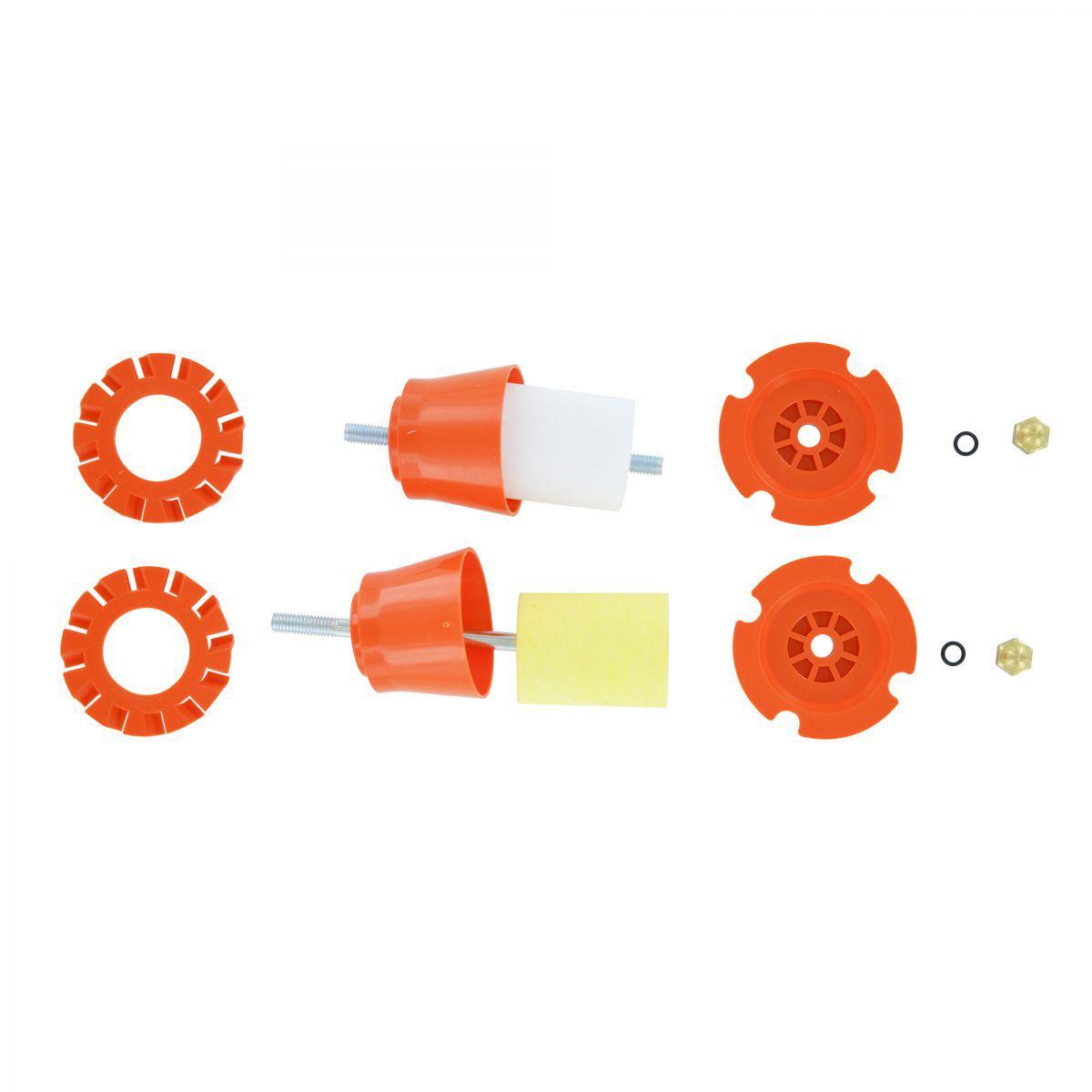 ensemble de filtre 2 pices fp 12 pour rgulateur de pression 2208