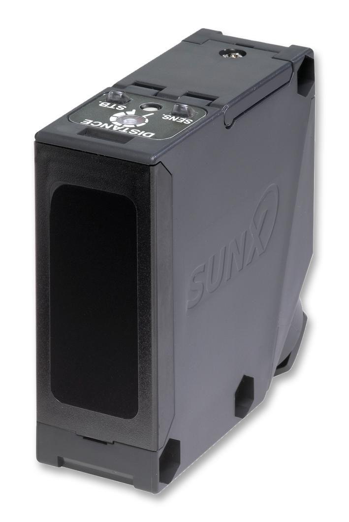 fotoelectrische sensor 24v acdc zonder vertraging