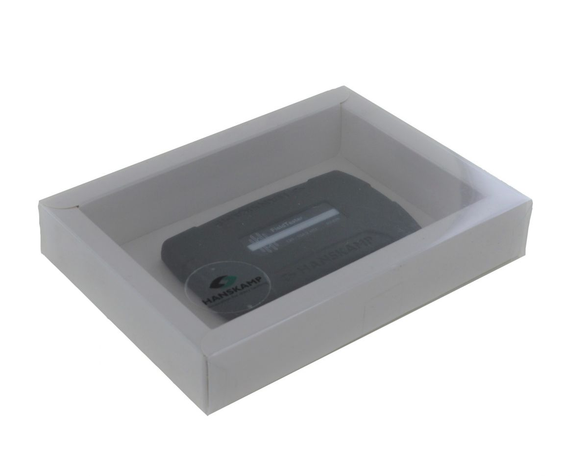 giftbox key to succes fieldtester with box