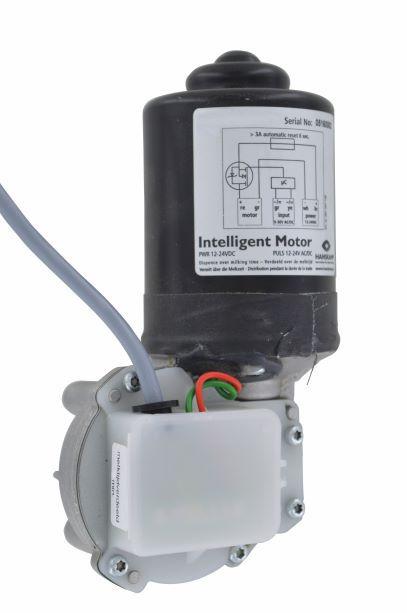 intelligent motor 28upm gleitkontaktfrei verteilen ber 8 minuten melkzeit