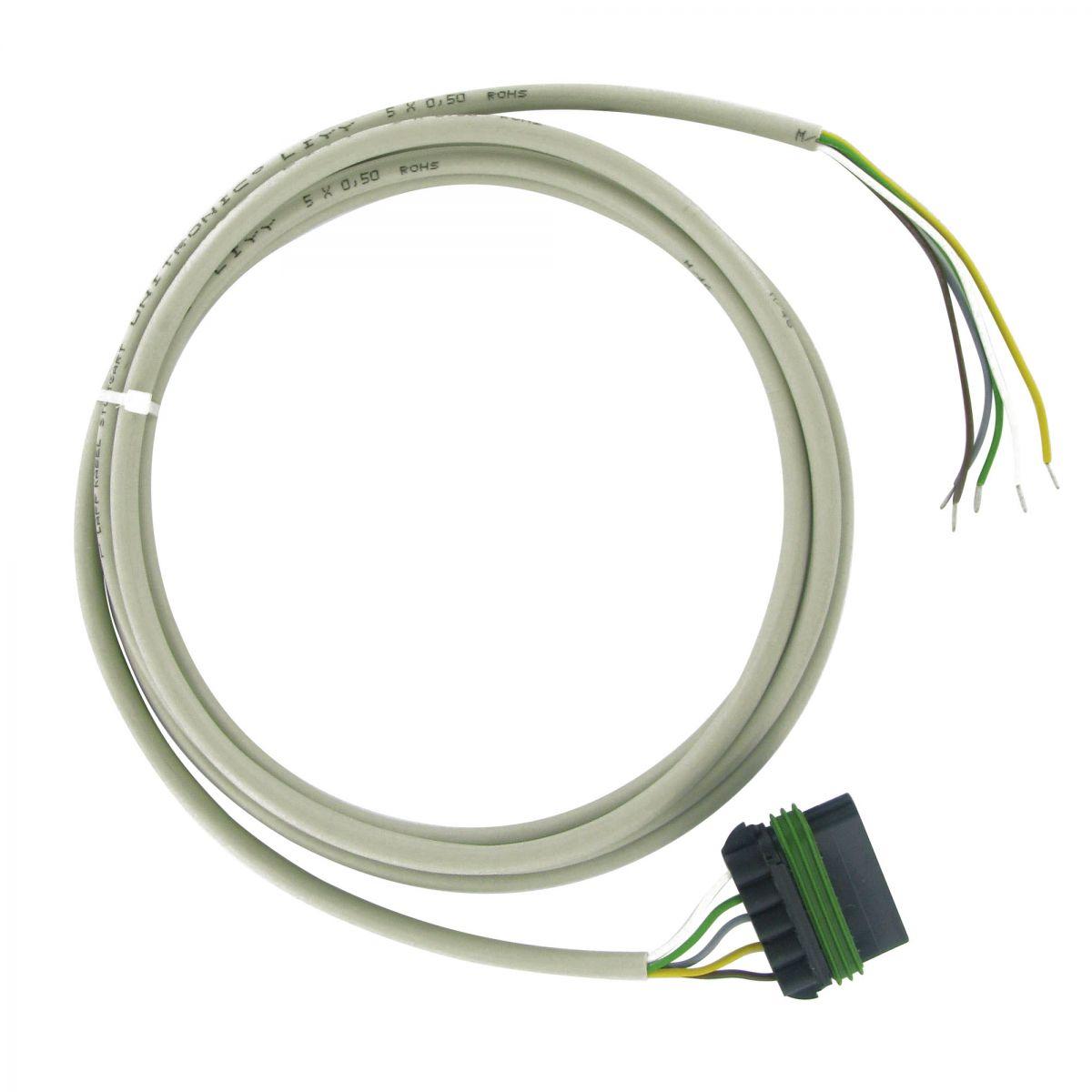 kabel 25 m mit stecker fr motor silber 001440000 gea