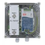 MotorController 2 types of feed, PipeFeeder HighSpeed with power supply 24V DC 10A in enclosure