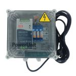 PowerUnit 24V DC 10A for L'port with relay 115V