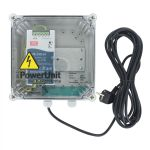 PowerUnit met SDR voeding 24V DC 10A met Powerboost