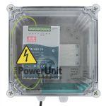 PowerUnit mit SDR Stromversorgung 24V DC 20A mit Powerboost