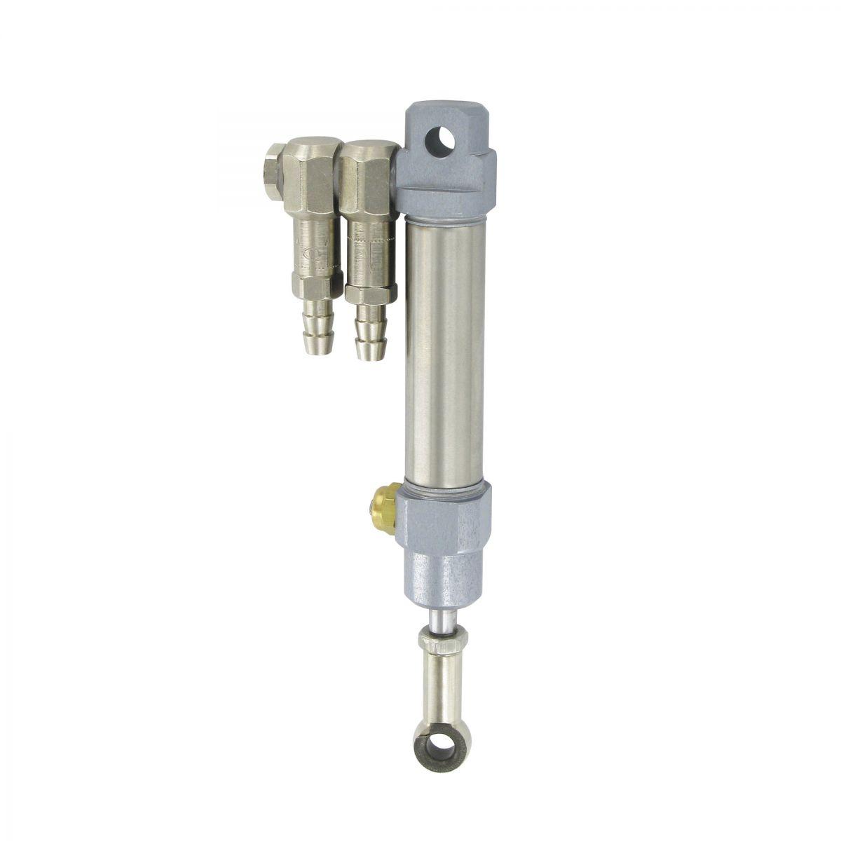 propydos cylinder with valve set