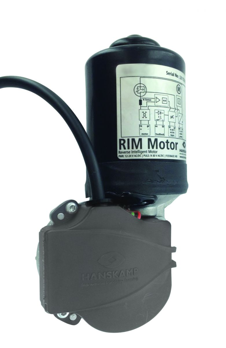 rim motor 28rpm 24v ac with feedback time controlled
