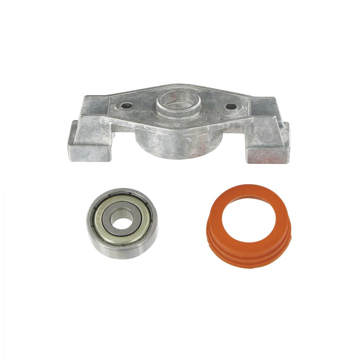 set ball bearing holder and rear bar for crouzet motor 23313606 75520137 79207195
