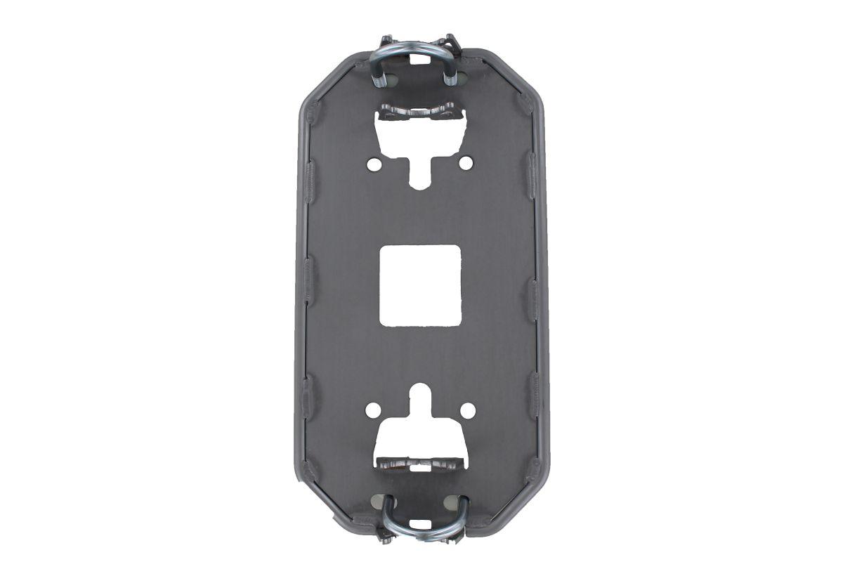 set met oorherkenning bescherm plaat voor multiframe 30