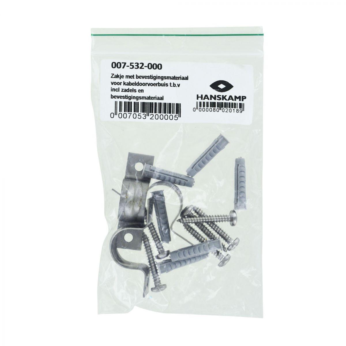 set mit kabeldurchfhrungsrohr fr hals antenne im multiframe inkl sttel und befestigungsmaterial
