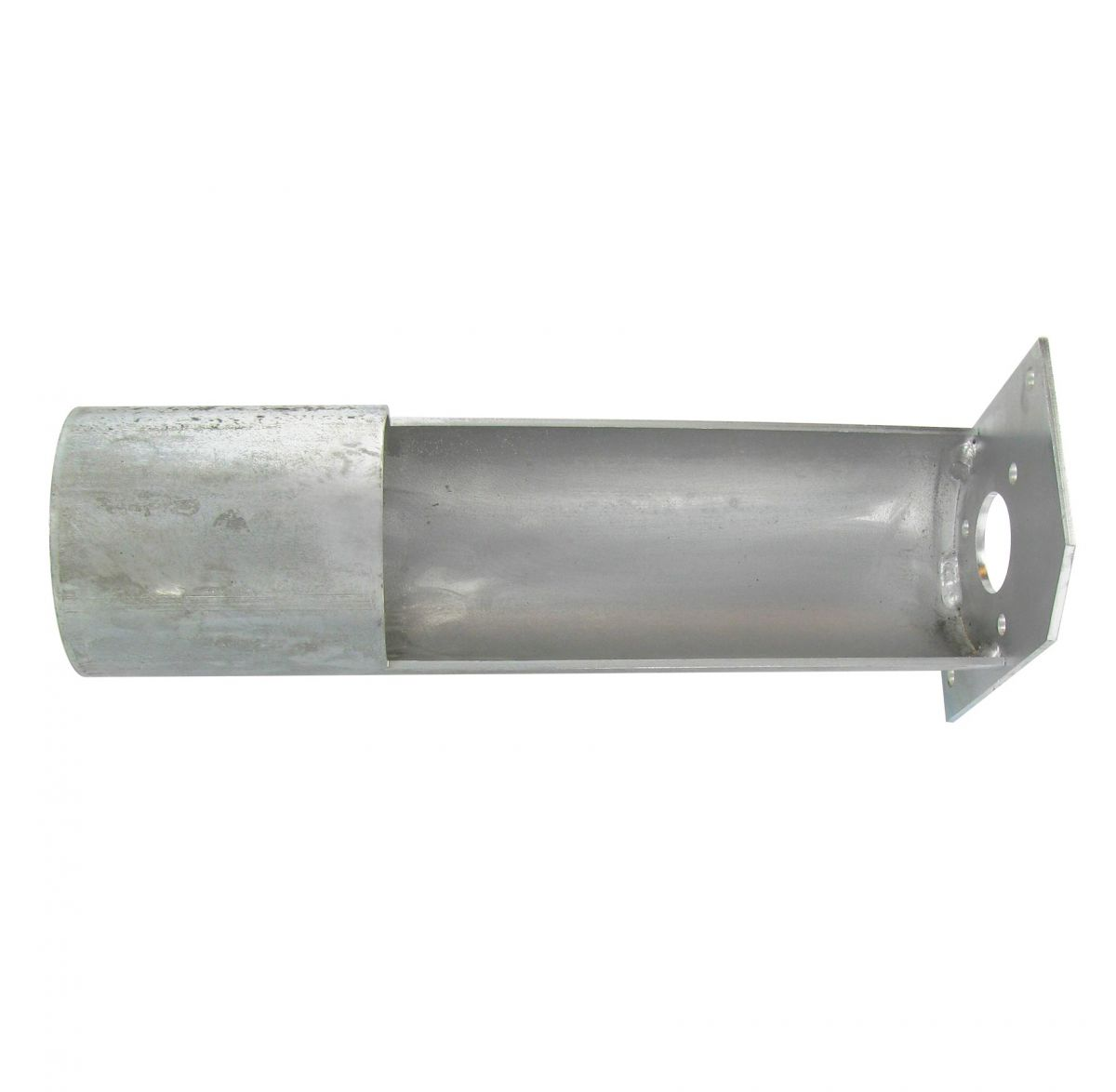 support pour moteur et tube de vis sans fin