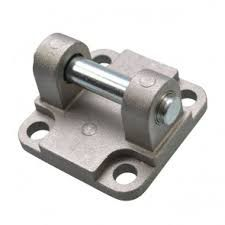 swivel flanges for cylinder 63 incl pin bolts and seeger rings