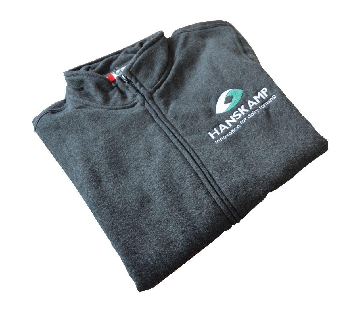 veste avec logo hanskamp taille xxxl