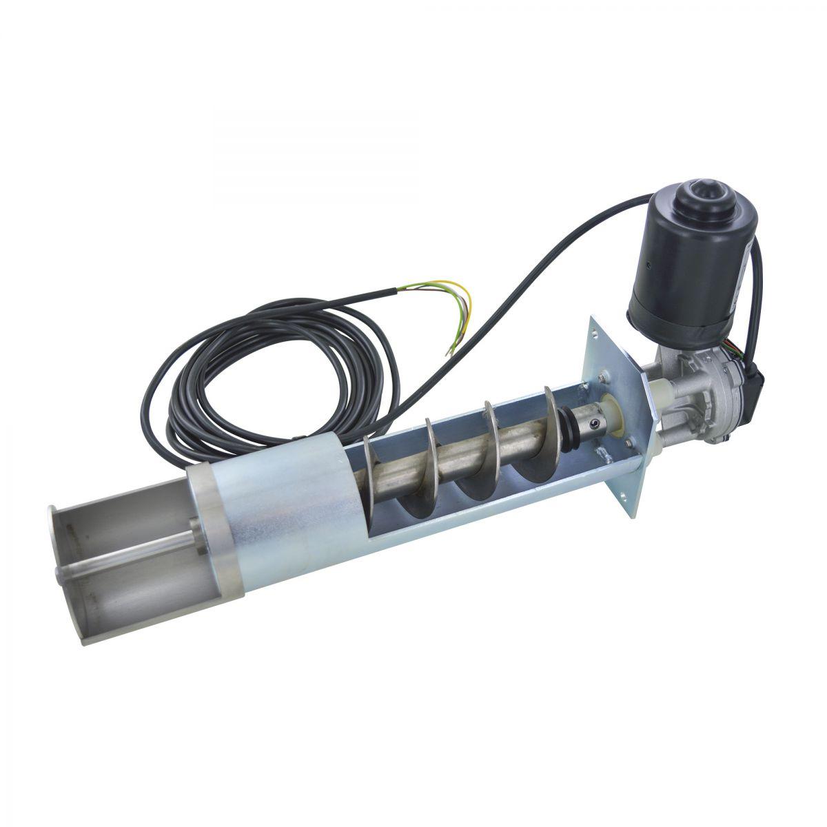 voerdosator poeder met vijzel 40 g met rvs uitvalkop 11021